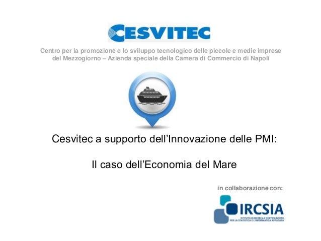 Centro per la promozione e lo sviluppo tecnologico delle piccole e medie imprese del Mezzogiorno – Azienda speciale della ...