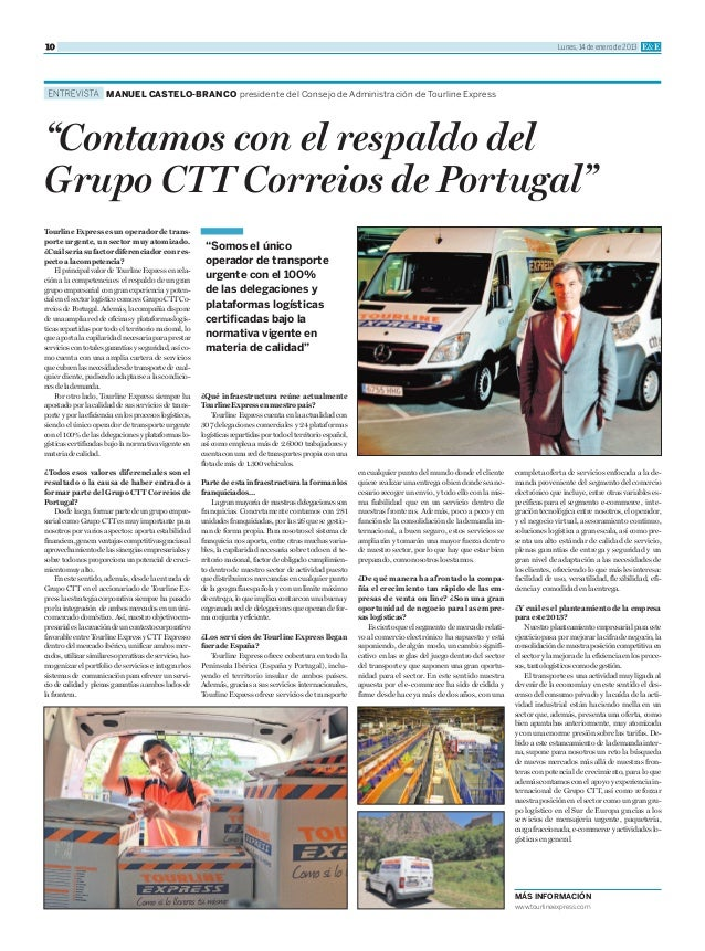 Entrevista ventask group for Oficinas tourline