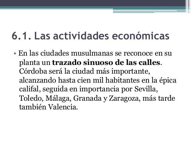Economia i societat andalusi for Trazado sinuoso