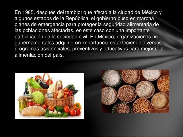 En 1985, después del temblor que afectó a la ciudad de México y algunos estados de la República, el gobierno puso en march...