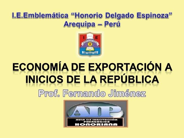 Los Presidentes del Perú de 1821-18761- En los primeros 51 años de vida republicana se eligieron 30 Presidentes de la Repú...