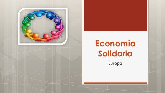 Economia Solidaria Europa