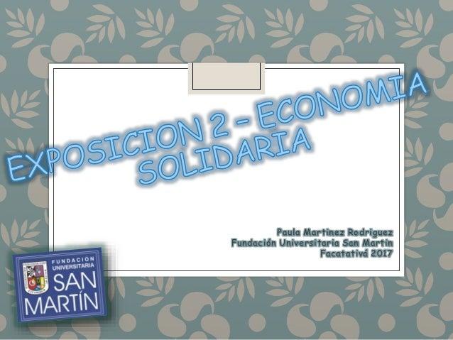 Paula Martinez Rodriguez Fundación Universitaria San Martin Facatativá 2017
