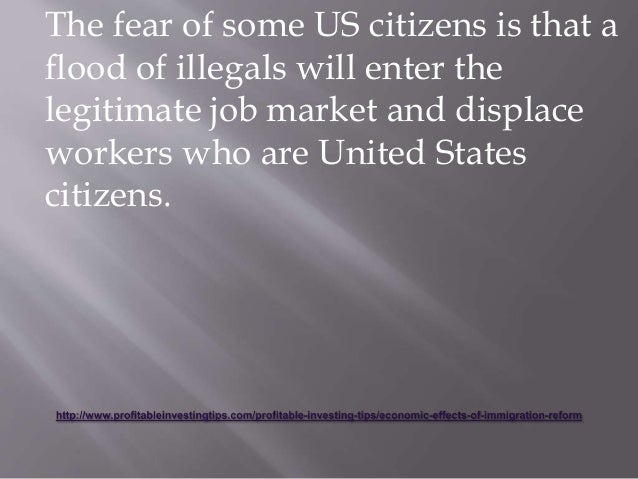 effects of immigration on the us economy economics essay The economic effects of migration for both sending and receiving countries may  also  50 percent of tajikistan's gdp in recent years (imf working paper, 2006)   in the us and canada, for example, migrant workers often fill low-wage jobs.