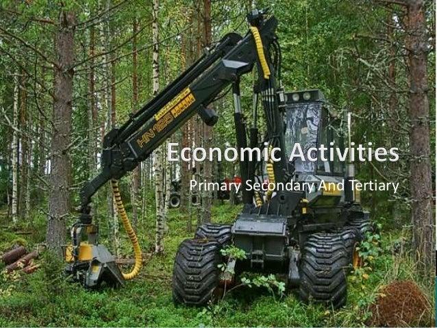 Resultado de imagen de economic activities