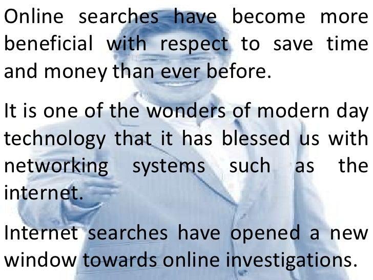 Economical Ways of Doing Online Investigations Slide 2