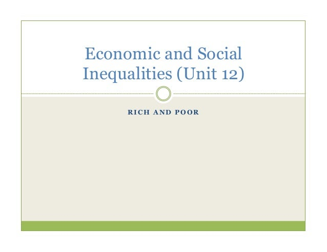 unit 3 social inequalities Describe the development of sociology as a social science field of study  identifying important  unit 2: culture and social structures  unit 3: social  inequality.