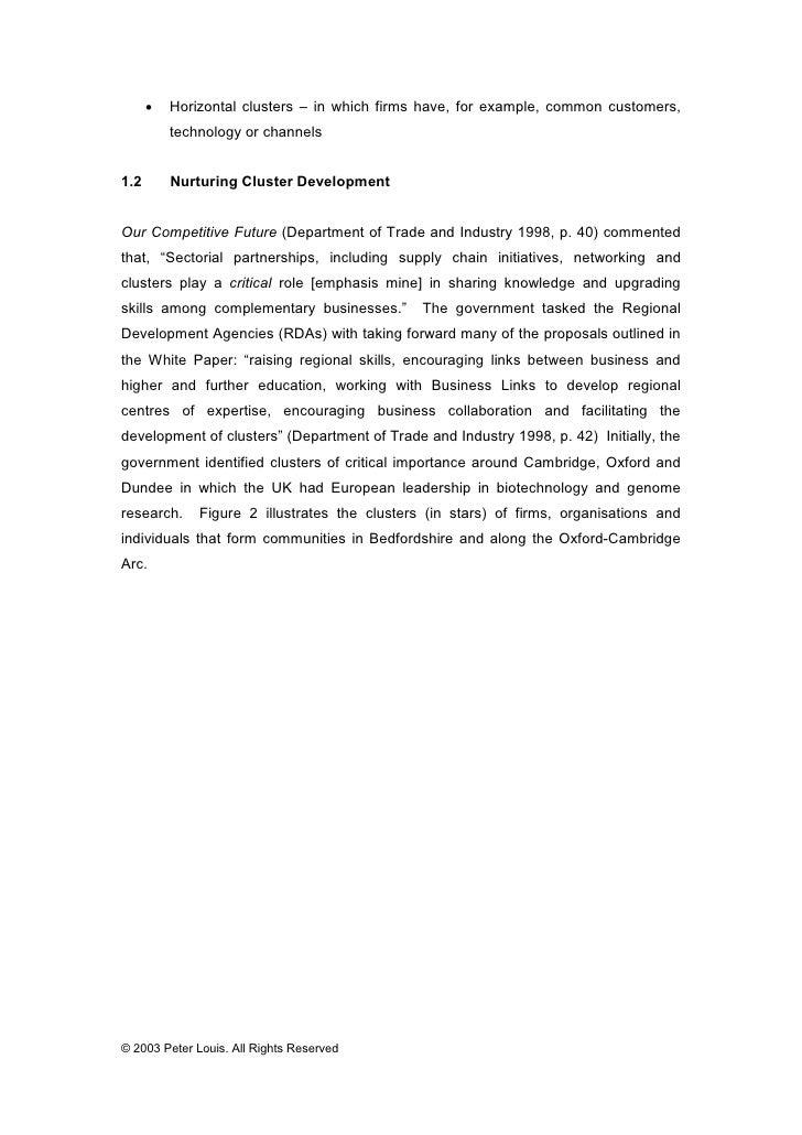 dissertation in management topics environmental economics