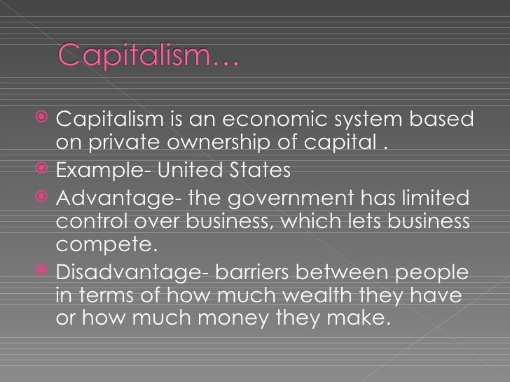 Capitalist mode of production (Marxist theory)