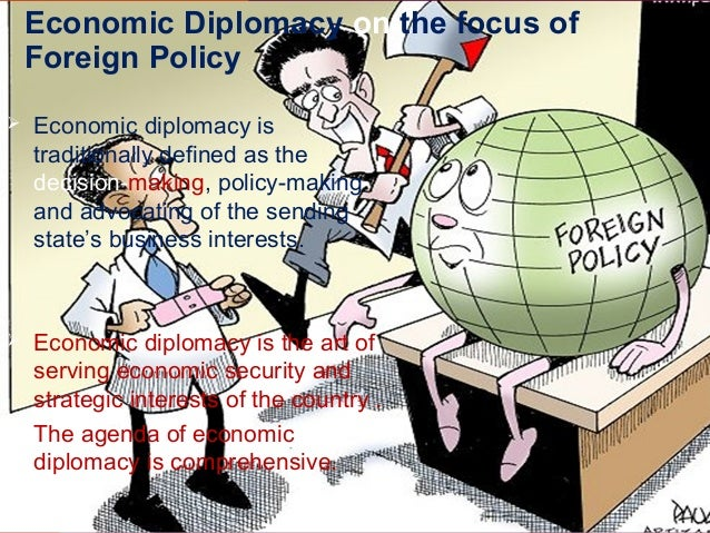 the portrayal of diplomacy on the complex issues of foreign policy Examples and anecdotes make complex technical issues  conflate diplomacy and foreign policy)  focus on teaching diplomacy in this issue came from.