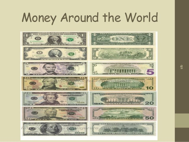 Money Around the Worldslb