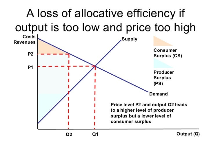 technical allocative and economic efficiency - thesis Analysis of production resulted in technical and allocative efficiency in economic keywords economic efficiency, technical economic efficiency analysis in.