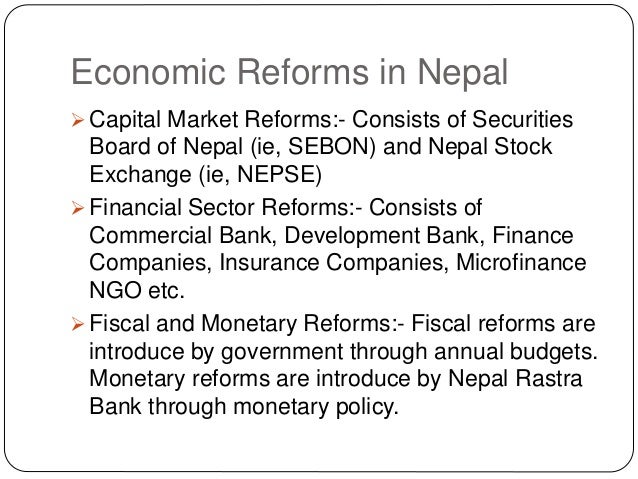 economic analysis of nepal In the past five decades, nepal has followed the standard modernization path with mixed results the country witnessed the growth of rent seeking elites and inc.