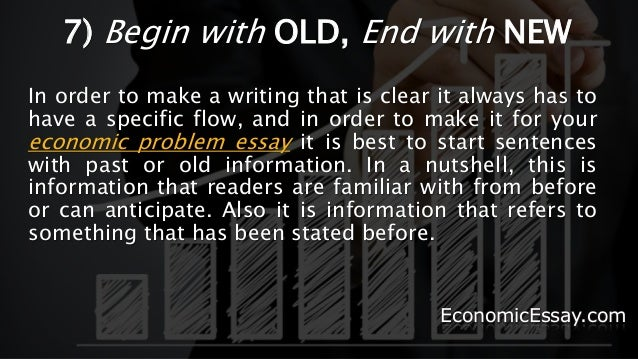 guidelines for economics essay writing economicessay com 12