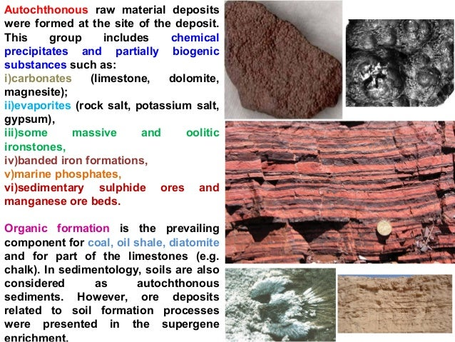 Ore Geology Reviews