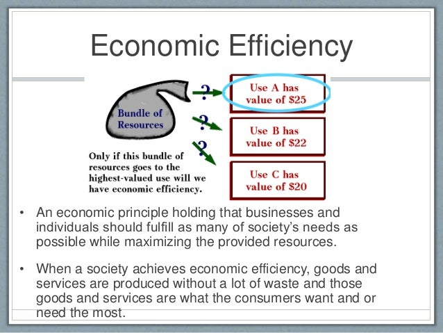 Equity (economics)