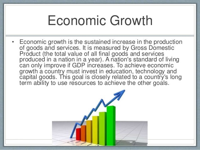 conflicting goals in economic growth Conflicting goals in economic growthpdf - download as pdf file (pdf), text file (txt) or read online.