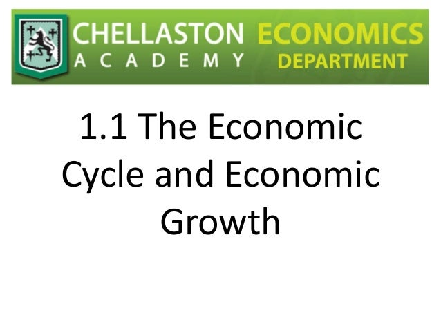 1.1 The Economic Cycle and Economic Growth