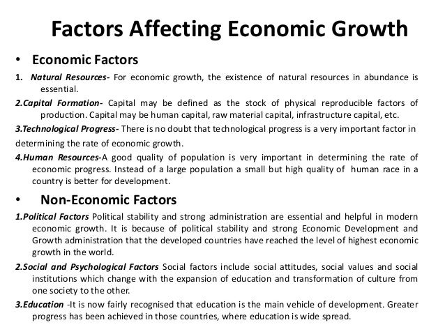 economic factors These factors determine an enterprise's volume of demand for its product and affect its marketing strategies and activities the economic system is made up of three main steps the first one being production and then there is distribution of the produced goods and then the last step is consumption of the same.