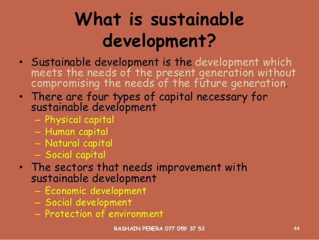 sustainability and desirability of economic growth The sustainability of the growth path depends on whether productivity gains  labor-intensive economic growth path 5 the desirability and feasibility of these.