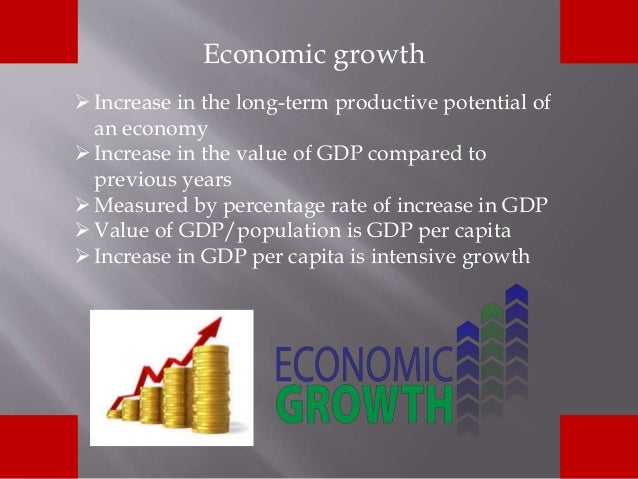 economic growth and business cycles pdf