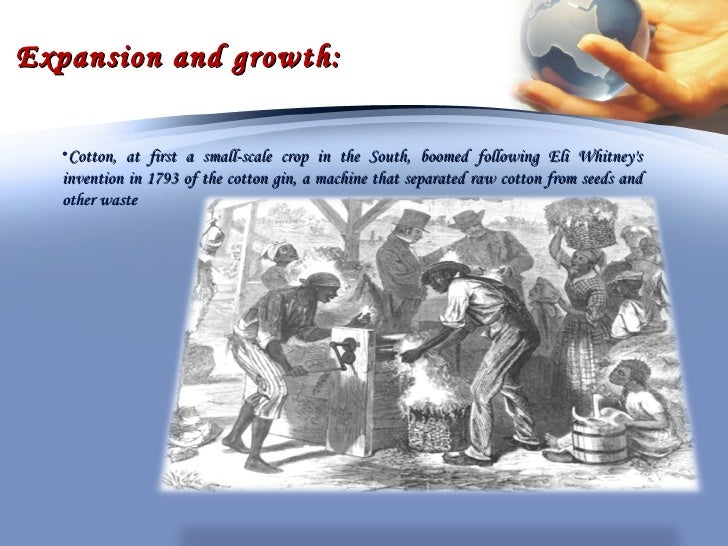 eli whitney essay For example, when eli whitney invented the cotton gin, slavery was already in existence and used through the american south that industrial evolution invention did not create the ethical.