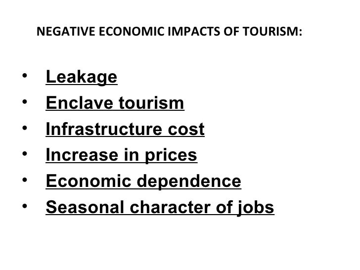 positive and negative social impacts of tourism