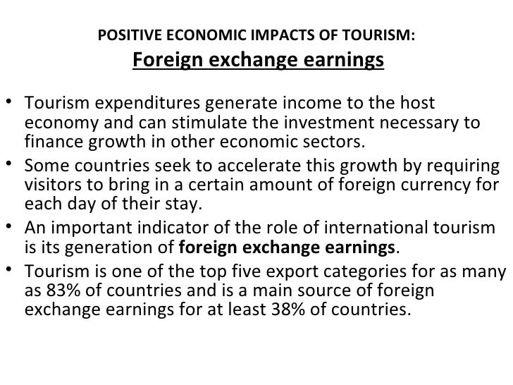 environmental impacts of tourism