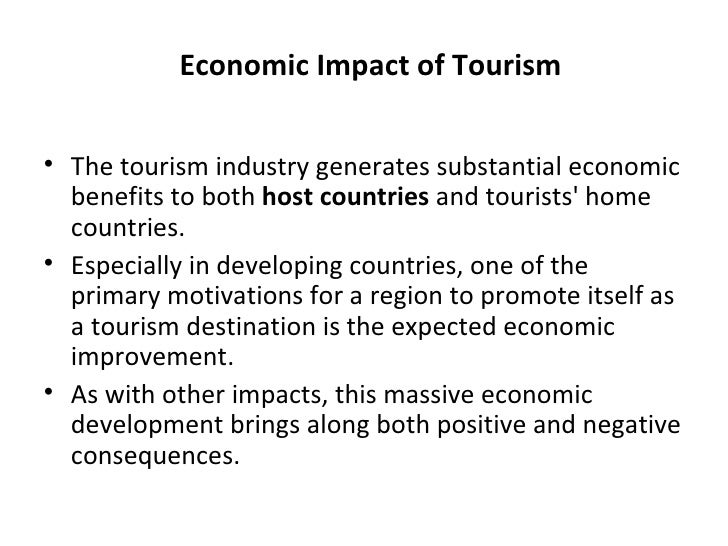 the impact of tourism on economy of singapore essay Read this essay on tourism impacts on the economy come browse our large digital warehouse of free sample essays get the knowledge you need in order to pass your classes and more.