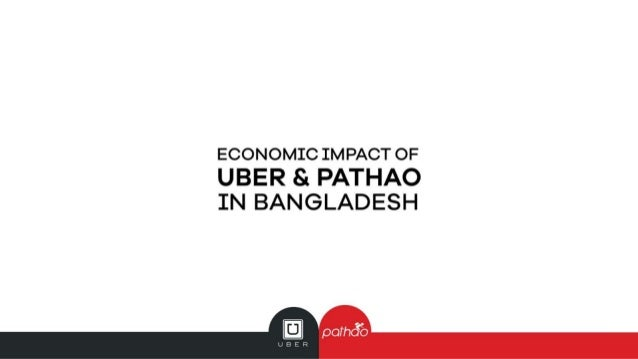 Economic Impacts of Uber & Pathao in Bangladesh