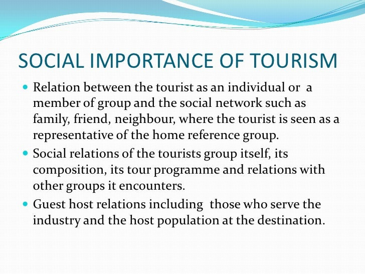 the relevance of tourism on the Sustainable development in kenya: stocktaking in the run up to rio+20 nairobi kenya, 2012  2  (2003) are agriculture, tourism, trade and industry which in 2003.