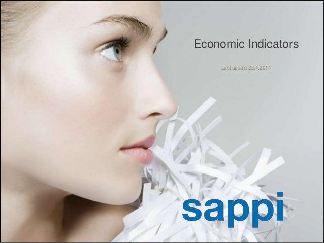 | [Presentation title] | [Client Name] | [Date]1 Economic Indicators Last update 22.4.2014