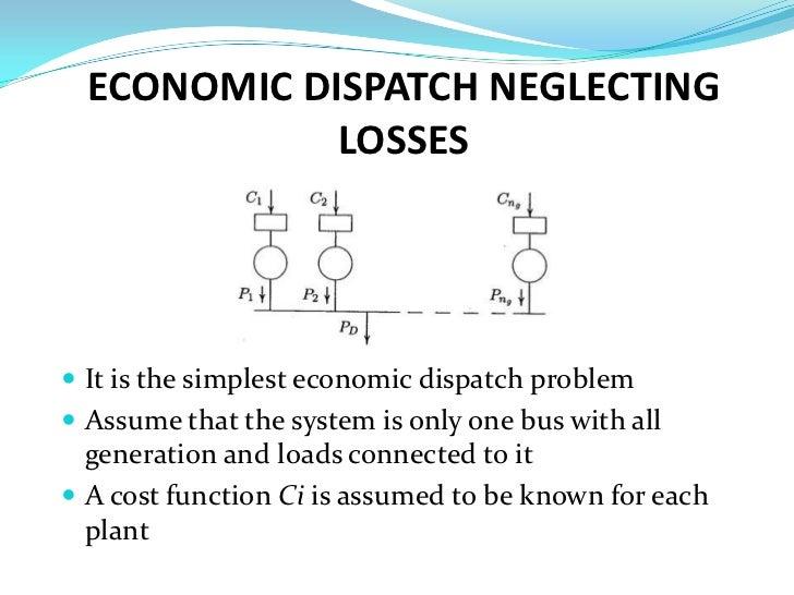 economic extract layout