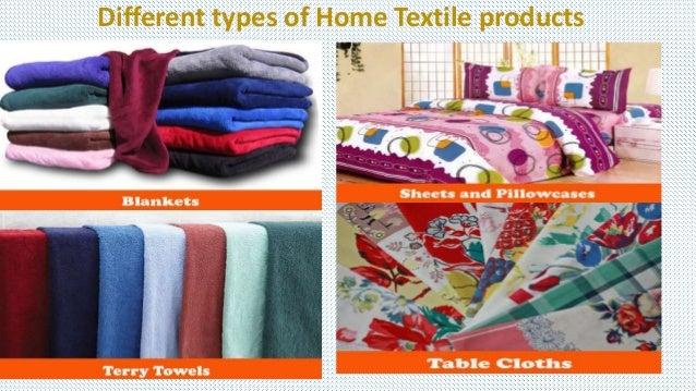 Economic of home textile