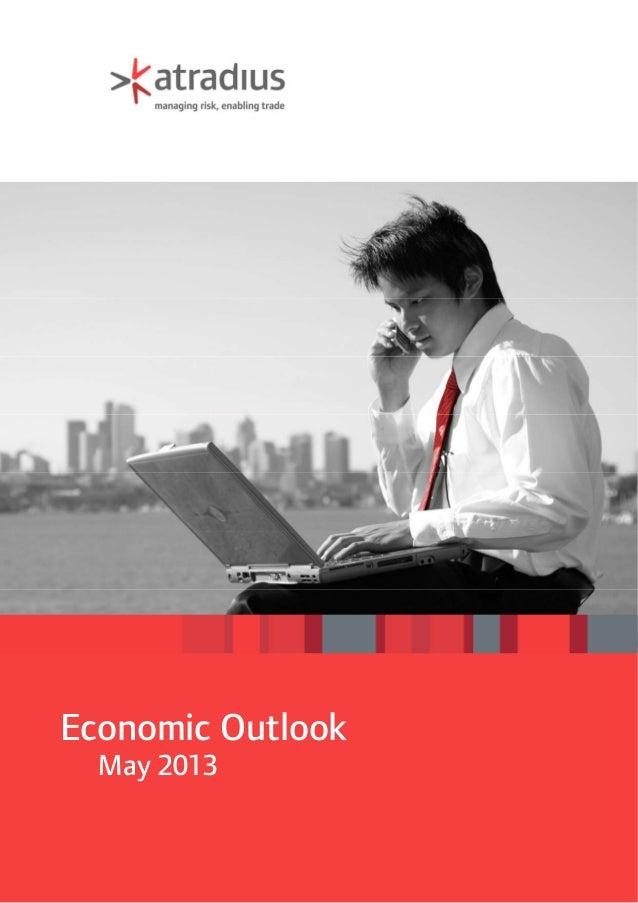 Atradius Economic Outlook1Economic OutlookMay 2013