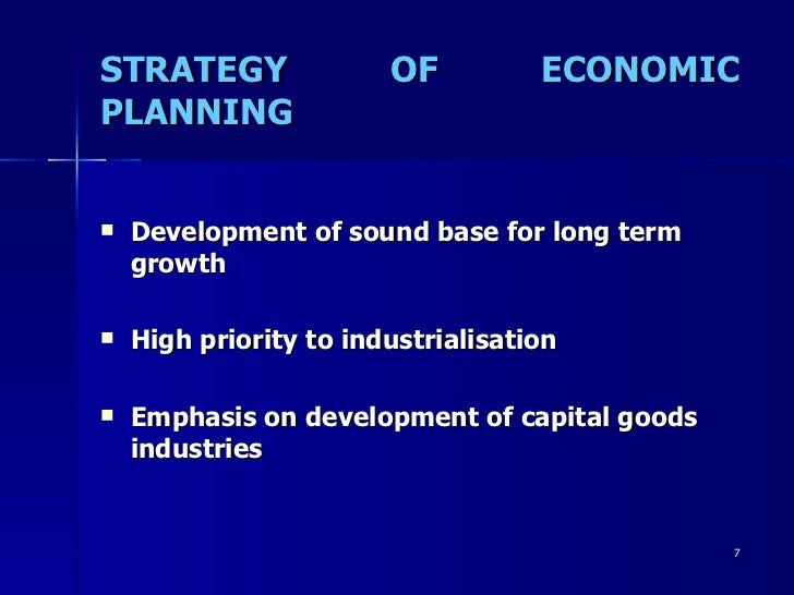 Top 6 Major Objectives of Planning in India
