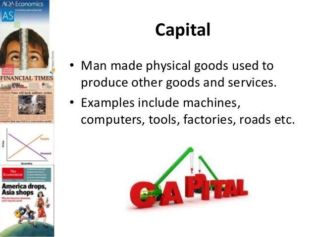 AS Economic resources