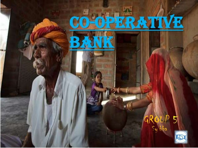 CO-OPERATIVE BANK  GROUP 5 Sy bba