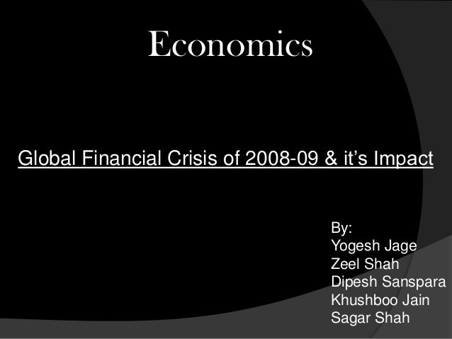 effects of the global financial crisis The current global financial crisis is a reminder of the inherent vulnerabilities faced by caricom economies on their road to economic growth and development the crisis has.