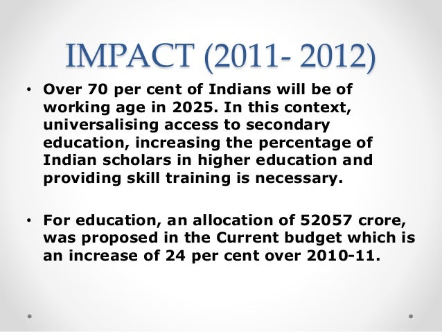 sectoral impact of budget 2013 xlri student The reagan administration's budget cuts: their impact on table 1 the reagan administration it gives the anticipated budg.