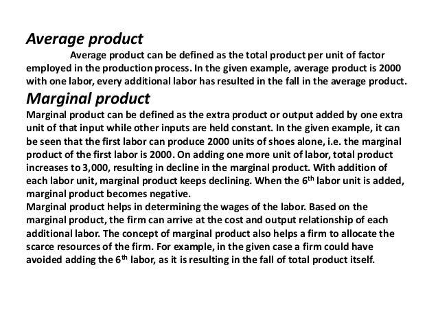 define production in economics