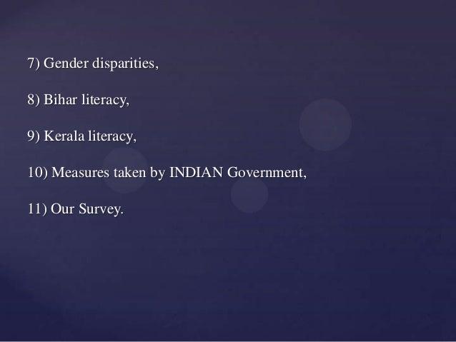 Educational Development in INDIA