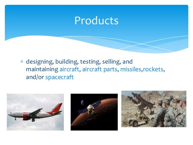 external industry analysis of defence aerospace Aerospace and defense materials market size, share & trends analysis report by product, by aircraft part, by aircraft type (commercial, military, business & general aviation), and segment forecasts, 2018 - 2025 .