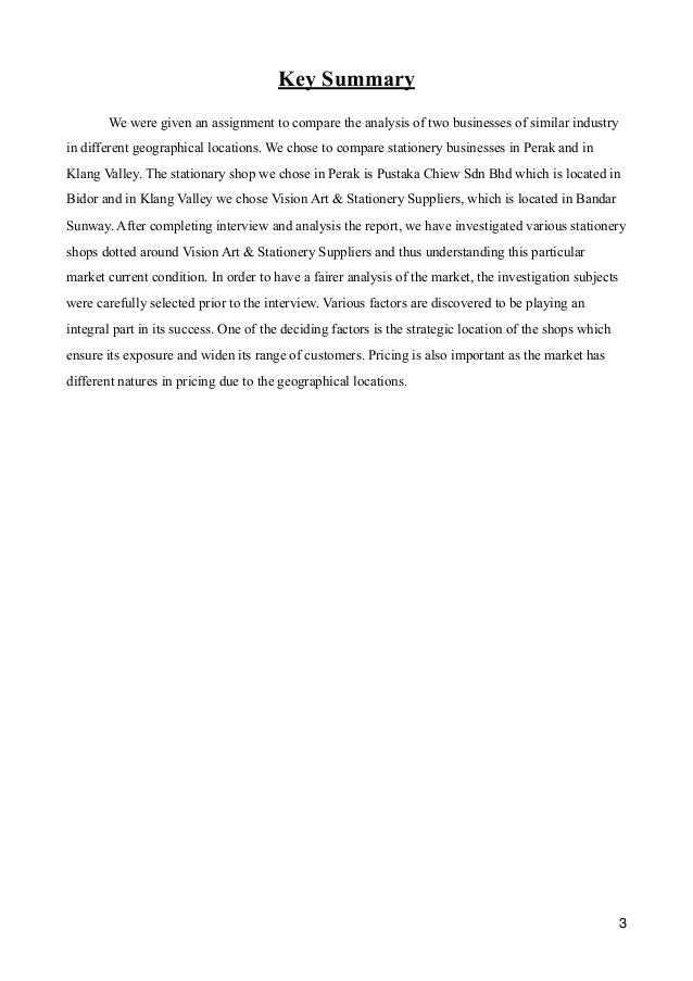 topic research paper example medical