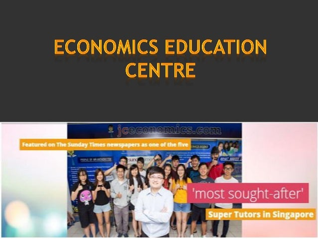 experience the joy of learning Economics now!