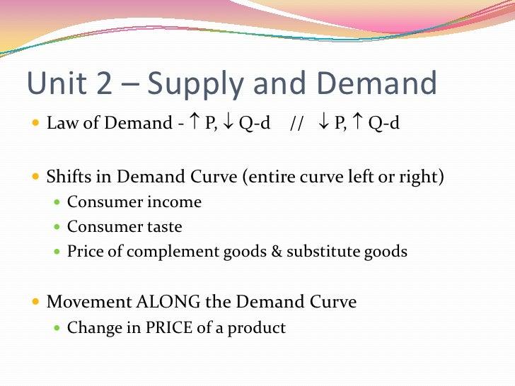 Economics Final Exam Review