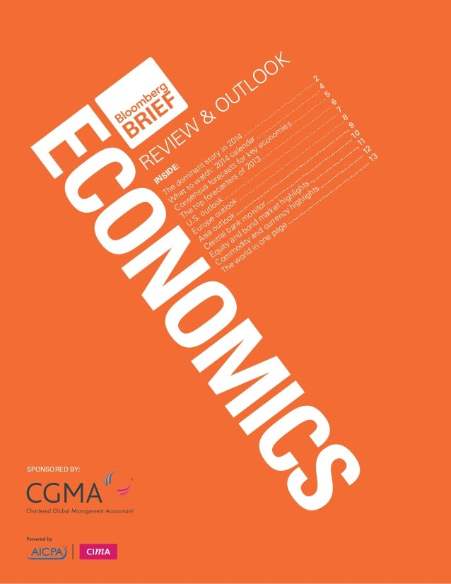 Economics Review and Outlook 2014