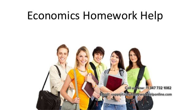 Get Economics Homework Help From Help-With-Homework.com