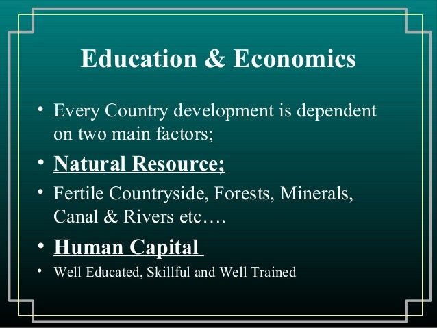 Is Economics A Social Science Or A Natural Science