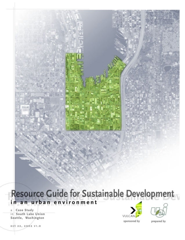 2 resource.guide.for.sustainable.development Acknowledgements: Thanks to Lucia Athens, Bob Collier, Hamilton Hazlehurst, J...